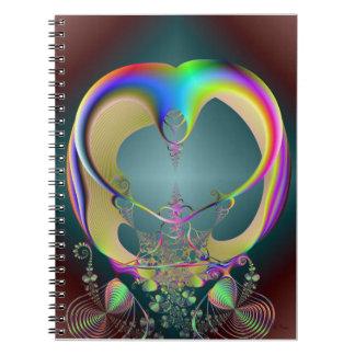 Cinderella's Carriage Notebook
