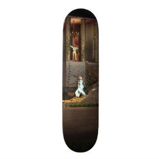 Cinderella's Coach Skateboard Deck