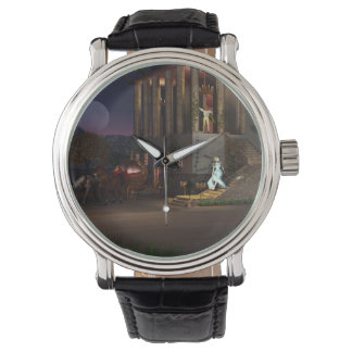 Cinderella's Coach Wristwatch