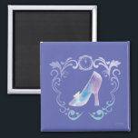 """Cinderella&#39;s Glass Slipper Magnet<br><div class=""""desc"""">Cinderella 