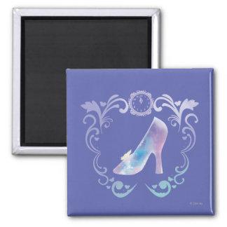 Cinderella's Glass Slipper Magnet
