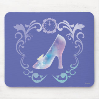 Cinderella's Glass Slipper Mouse Pad