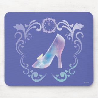 Cinderella's Glass Slipper Mouse Pad