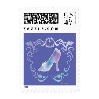 Cinderella's Glass Slipper Postage