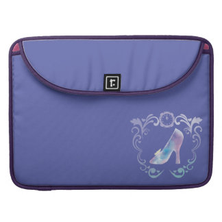 Cinderella's Glass Slipper Sleeve For MacBook Pro