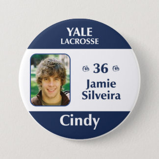 Cindy - Jamie Silveira Pinback Button