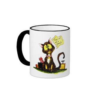 Cindy the Gremlin - Mug