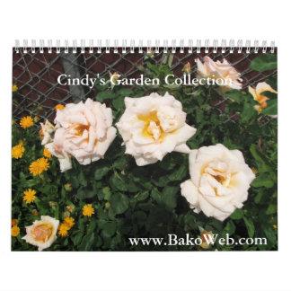 Cindy's Garden Collection Calendar