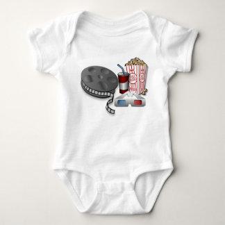 cine 3D Body Para Bebé