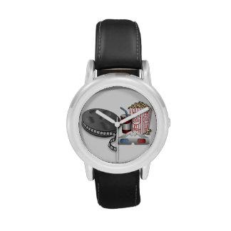 cine 3D Relojes De Mano