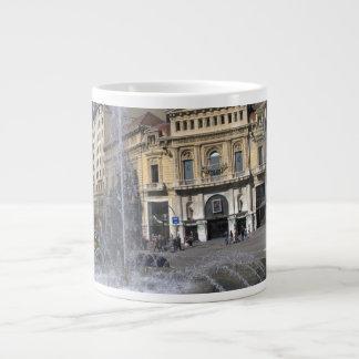 Cine Comedia, Barcelona Large Coffee Mug