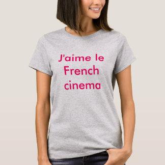 Cine de J'aime le french Playera