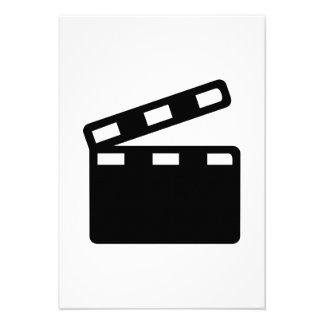 Cine de la chapaleta de la película comunicados personales