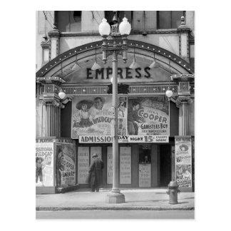 Cine de la emperatriz, 1939 postales