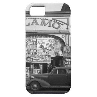 Cine del vintage iPhone 5 Case-Mate coberturas