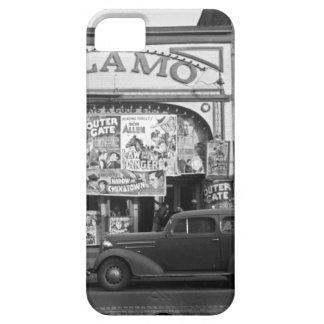 Cine del vintage iPhone 5 Case-Mate cobertura