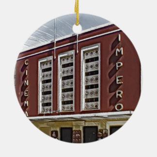 Cine Impero, Asmara Ornato