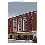 Cine Impero, Asmara Tarjeton