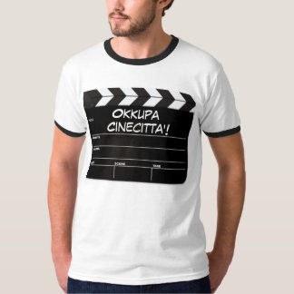 ¡Cinecitta'! de Okkupa! Playera