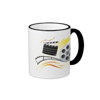 CINEMA1 RINGER COFFEE MUG