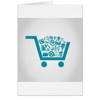 Cinema a cart card