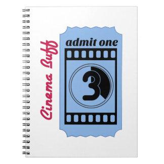 Cinema Buff Notebook