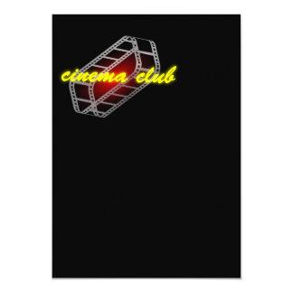 Cinema club card