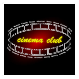 Cinema club poster