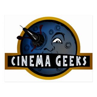 Cinema Geeks Postcard