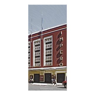 Cinema Impero Asmara Rack Cards