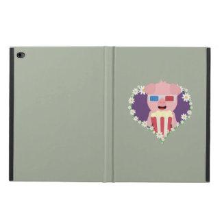 Cinema Pig with flower heart Powis iPad Air 2 Case