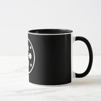 Cinema Roll black mug 11.oz