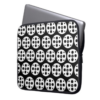 Cinema roll laptop sleeve 15 inch