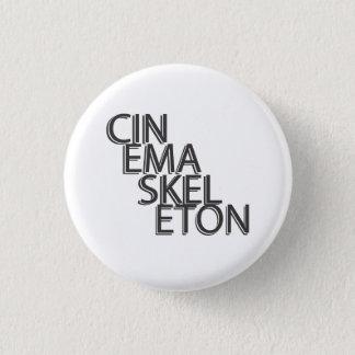 Cinema Skeleton Oreo Button