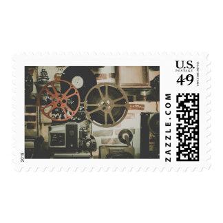 Cinema Stamp