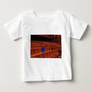 Cinema theater blue seat individual baby T-Shirt