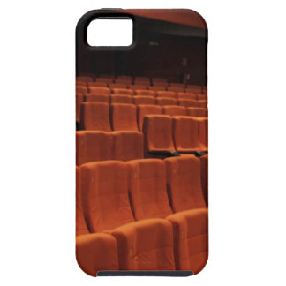 Cinema theater stage seats iPhone SE/5/5s case