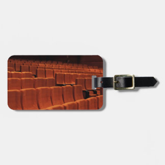 Cinema theater stage seats tags for bags