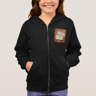 Cinema Tickets Girls Hoodie