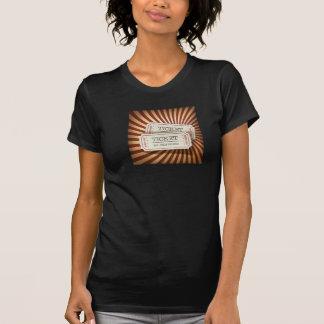 Cinema Tickets Womens T-Shirt