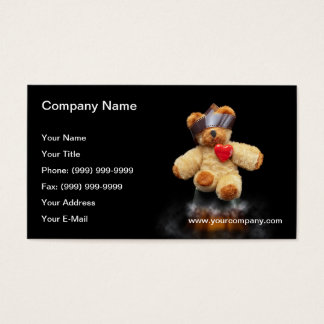 Cinemaphile Business Card