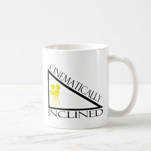 Cinematically Inclined Classic White Coffee Mug