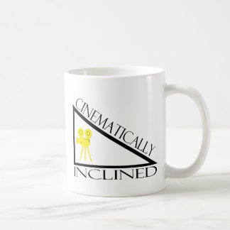 Cinematically Inclined Coffee Mug