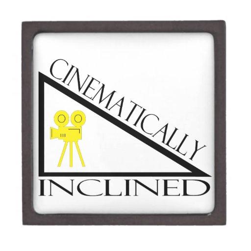 Cinematically Inclined Premium Jewelry Box