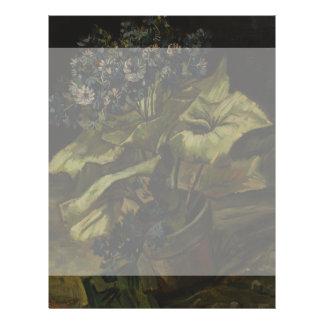 Cineraria by Vincent Van Gogh Flyer
