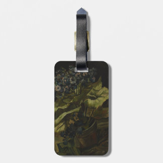 Cineraria by Vincent Van Gogh Tag For Luggage