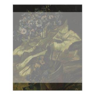 Cineraria de Vincent van Gogh Tarjetas Publicitarias