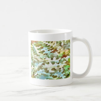 Cineraria Pop Art Coffee Mug