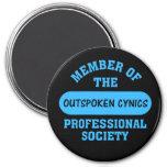Cínico abierto profesionalmente certificado para e iman de frigorífico