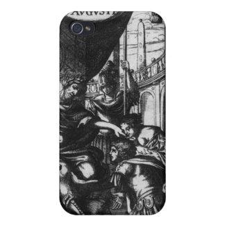 'Cinna ou la Clemence d'Auguste' iPhone 4 Covers